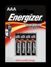 BATERIA ENERGIZER AAA LR03 /4 szt.