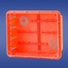 ELEKTROPLAST PUSZKA P/T Pp/t 6 126x156x68,5