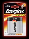 BATERIA ENERGIZER ULTRA+ 4,5V 3LR12/1 szt.