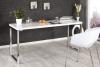 King Home Biurko VERK 160x60 białe RABATY w koszyku, żarówka/żarówki LED gratis!