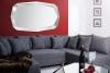King Home lustro wiszące BRILIANT SP77GL/HMZT1-1 RABATY w koszyku, żarówka/żarówki LED gratis!