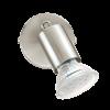 Eglo BUZZ-LED kinkiet LED 92595 dodatkowe RABATY w koszyku, żarówka/żarówki LED gratis!