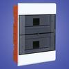 ELEKTROPLAST ROZDZIELNICA PODTYNKOWA SRp-24 2x12mod. /N+PE/ ref.2.5