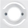 S.1/B.3/B.7 Płytka czołowa do sygnalizatora świetlnego E14, biały
