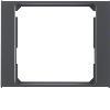 K.1 Pierścień oddzielający do płytki czołowej, antracyt mat, lakierowany