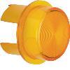 Akcesoria osprzęt Klosz do sygnalizatora świetlnego E10, żółty przezroczysty