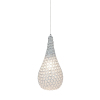 Zuma Line lampa wisząca Amy E27 chrom P12168I